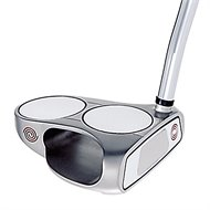 Odyssey White Steel 2-Ball Putter