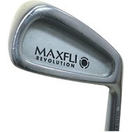 MaxFli REVOLUTION BLACK Iron Set