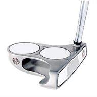 Odyssey White Steel 2-Ball Blade Putter