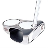 Odyssey White Steel 2-Ball Center Shaft Putter