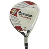 TaylorMade Burner Steel Fairway Wood