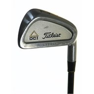 Titleist DCI Gold Oversize + Single Iron