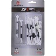 "Zero Friction 3-Prong Performance 2 3/4"" Golf Tees"