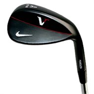 Nike Victory Red Forged Black Oxide Wedge