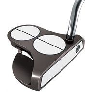 Odyssey White Ice 2-Ball Lined Putter