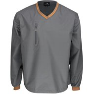 Weather Company  Microfiber V-Neck Windshirt Outerwear