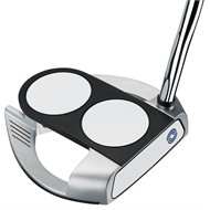 Odyssey Works 2-Ball Fang Versa Superstroke Putter