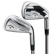 Callaway Apex/Apex Pro Forged Combo Iron Set