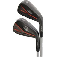 Cobra King Pro Forged CB/MB Black Iron Set
