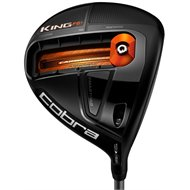 Cobra King F6+ Black Driver