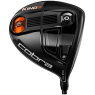 Cobra King F6 Black Driver