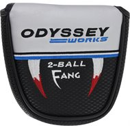 Odyssey Works 2-Ball Fang Putter Headcover