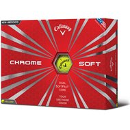 Callaway Chrome Soft 16 Yellow Golf Ball