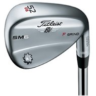 Titleist Vokey SM6 Tour Chrome F Grind Wedge
