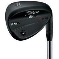 Titleist Vokey SM6 Jet Black L Grind Wedge
