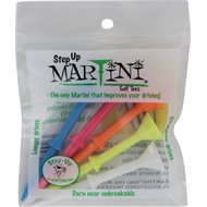Martini Step-Up Multi 5-Pack Golf Tees