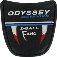 Odyssey Works 2-Ball Fang Mallet Putter Headcover