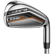 Cobra King F7 Iron Set