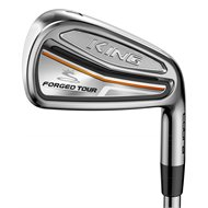 Cobra King Forged Tour Iron Set