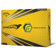 Callaway Warbird 2017 Yellow Golf Ball