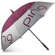 """Ping 62"""" Ladies Double Canopy Umbrella"""
