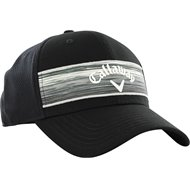 Callaway Stripe Mesh Headwear