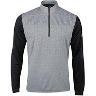 Adidas Lightweight UPF ¼ Zip Outerwear