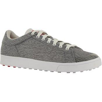 Hueco Sembrar Petrificar  Adidas adiCross Classic Golf Spikeless Golf Shoes - Heather/White ...