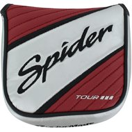 TaylorMade Spider Tour Platinum Mallet Headcover