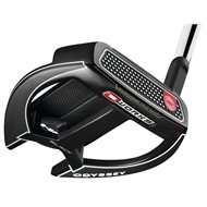 Odyssey O-Works Black LE 2 Ball Fang S Neck Putter