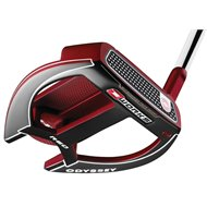 Odyssey O-Works Red LE 2 Ball Fang S Neck Putter