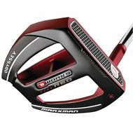 Odyssey O-Works Red LE Marxman S Neck Putter