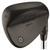 Titleist Vokey SM7 Jet Black M Grind Wedge