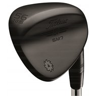 Titleist Vokey SM7 Jet Black S Grind Wedge