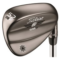 Titleist Vokey SM7 Brushed Steel F Grind Wedge