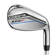 Cobra King F7 One Length Junior Iron Set
