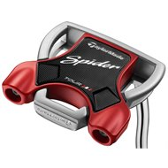 TaylorMade Spider Tour Platinum Double Bend Putter