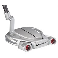 """TaylorMade Spider Tour Diamond Silver """"L"""" Neck Putter"""