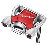 TaylorMade Spider Tour Diamond Silver Double Bend Putter