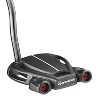 TaylorMade Spider Tour Black Double Bend Putter