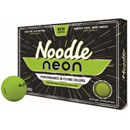 TaylorMade Noodle Neon Green Golf Ball