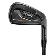 Cobra King Forged TEC Black Iron Set