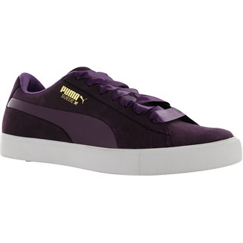 on sale 0f938 01afe Puma Suede G Women Spikeless Golf Shoes - Majesty - Size: 9Puma Suede G  Spikeless