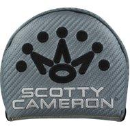 Titleist Scotty Cameron Milled Round Mallet Headcover
