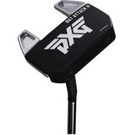 PXG Bat Attack H - Black - Chrome Putter