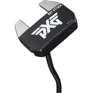 PXG Bat Attack - Black - Chrome Putter