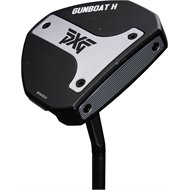PXG Gunboat H - Black Putter