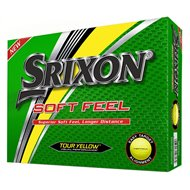 Srixon Soft Feel 11 Tour Yellow Golf Ball