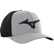 Mizuno Fitted Meshback Golf Hat