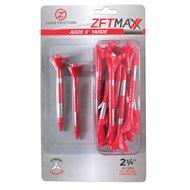 Zero Friction 3-Prong Maxx 2 3/4 Golf Tees